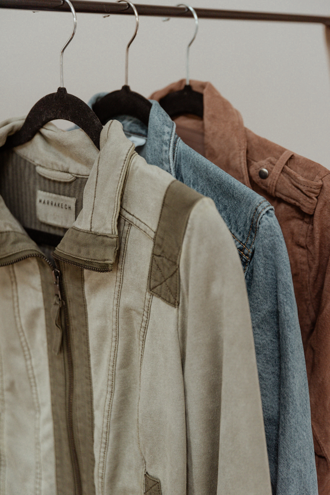 Some great capsule wardrobe outerwear samples.